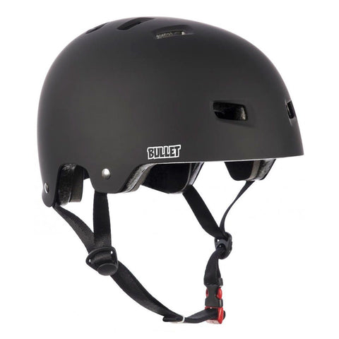 Bullet Protection Deluxe Helmet, Matte Black