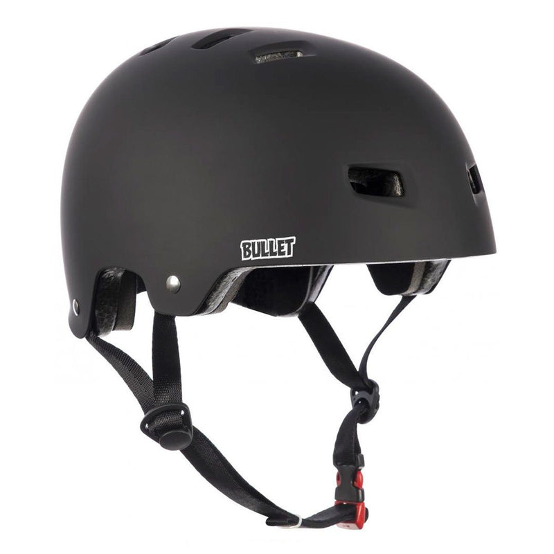 Bullet Protection Deluxe Helmet, Matte Black Protection Bullet
