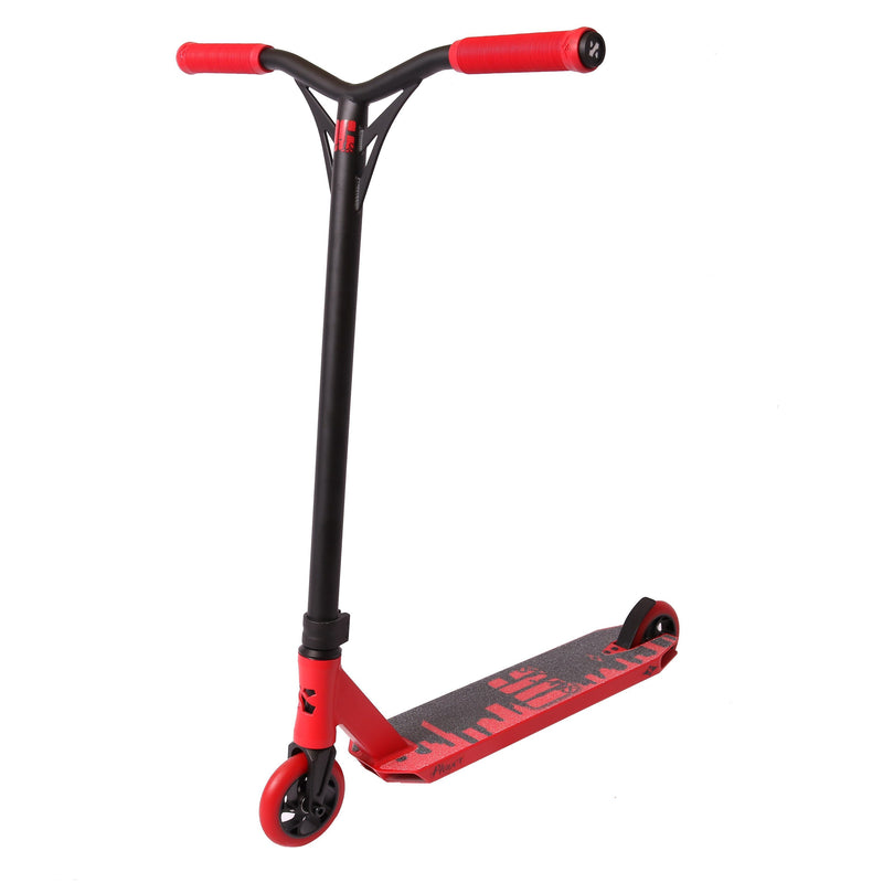 Sacrifice OG Player Complete Stunt Scooter, Black/Red Stunt Scooter Sacrifice