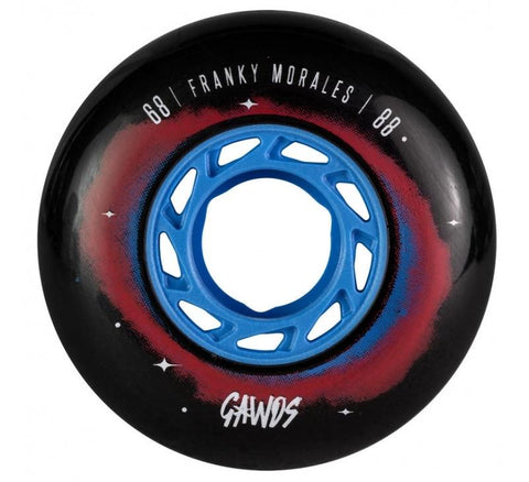 GAWDS Franky Morales Inline Skate Wheels 68mm/88a (4 pack)