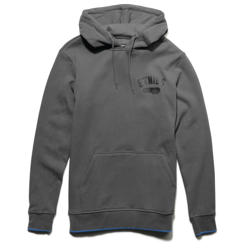 Etnies Staple Pullover, Grey Olive Clothing Etnies Large