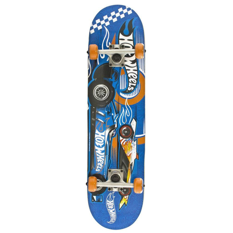 HotWheels Skateboard, F-Racer Skateboard Hot Wheels
