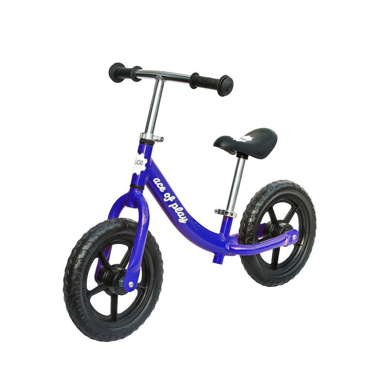 Ace Of Play Childrens Balance Bike, Blue Accessories Ace Of Play