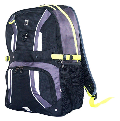 FUL Momentor Backpack Black/Grey