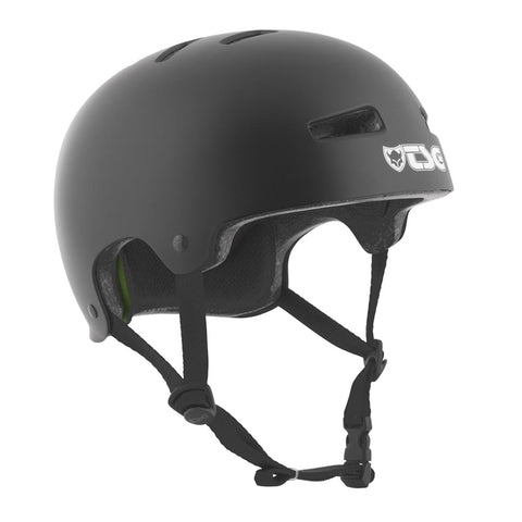 TSG Protection Evolution Skate/BMX Helmet, Black