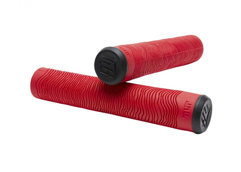 Tilt Topo Scooter Grips - Red