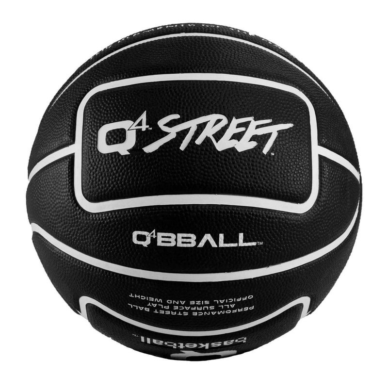 Q4 Performance Street Basketball - Black Balls Q4 BBALL