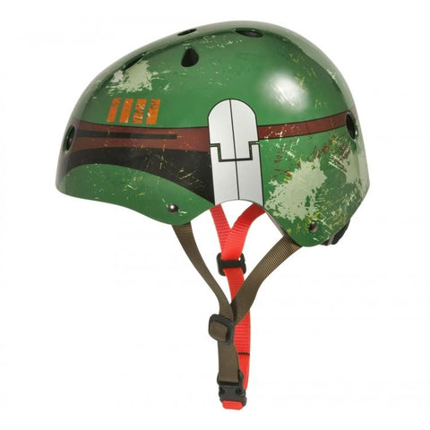 Disney Star Wars Bike Helmet, Boba-Fett