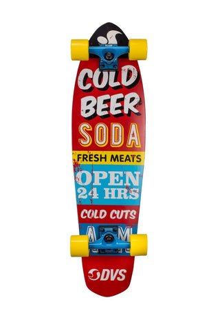 DVS Soda Skateboard Cruiser