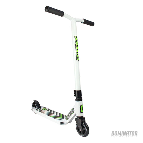 Dominator Scout Complete Scooter - White / White