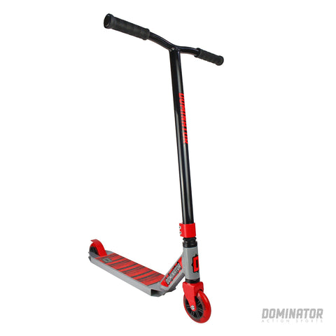 Dominator Cadet Complete Scooter - Black / Grey