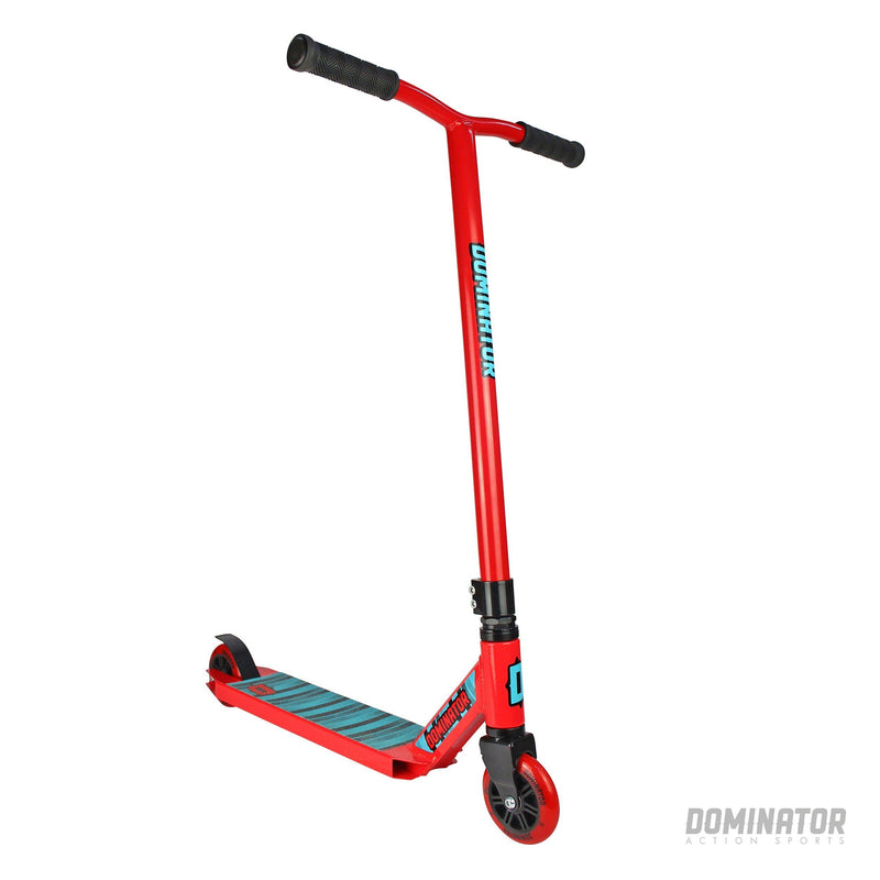 Dominator Cadet Complete Scooter - Red / Red Complete Scooter Dominator