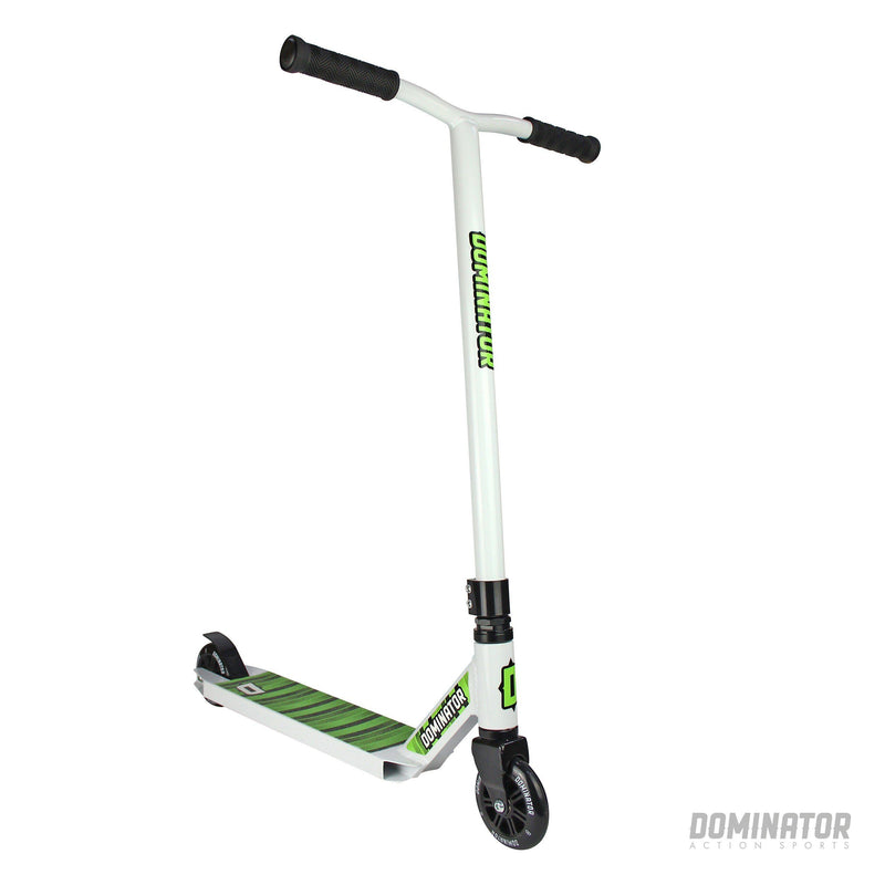 Dominator Cadet Complete Scooter - White / White Complete Scooter Dominator