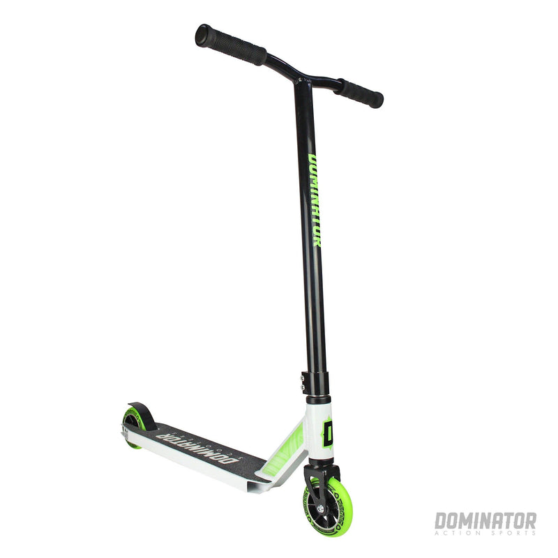 Dominator Ranger Complete Scooter - Black / White Complete Scooter Dominator