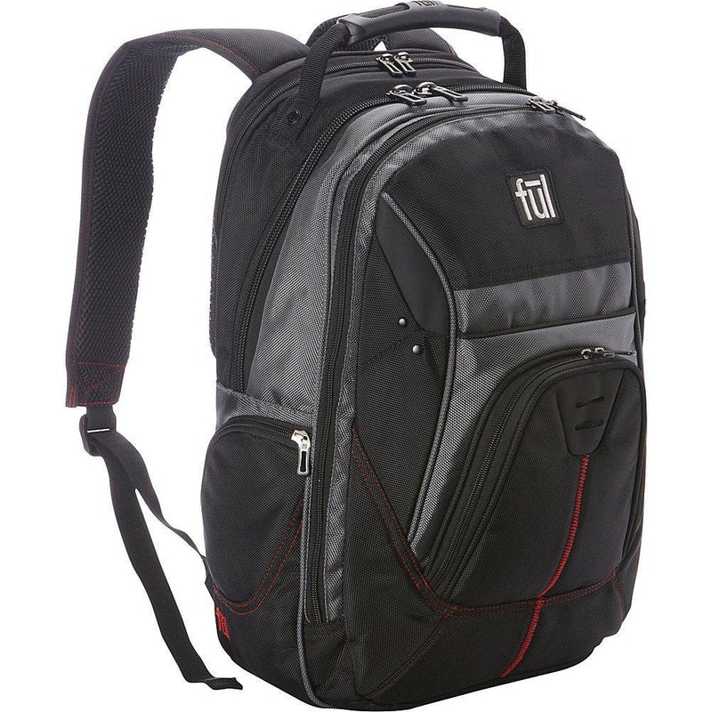 FUL Gung Ho Backpack Black Accessories FUL