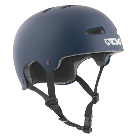 TSG Protection Evolution Skate/BMX Helmet, Satin Blue