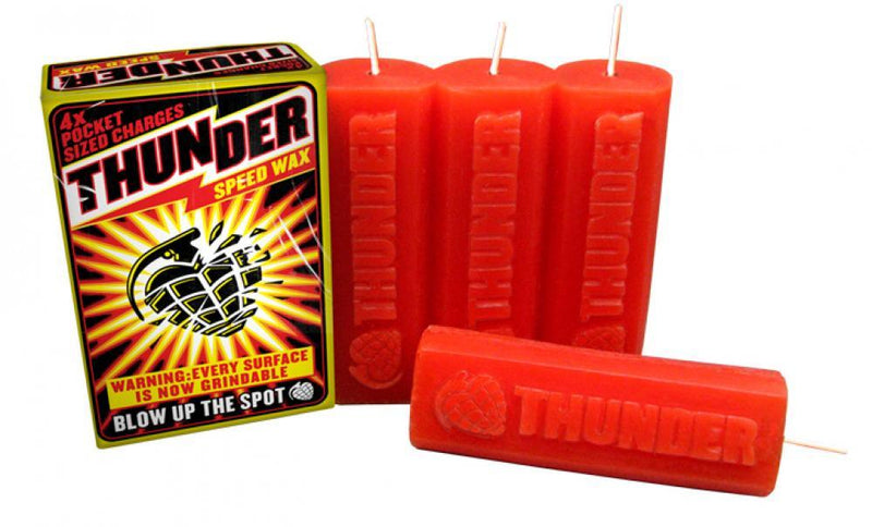 Thunder Trucks TNT Speed Skate Wax Wax Thunder