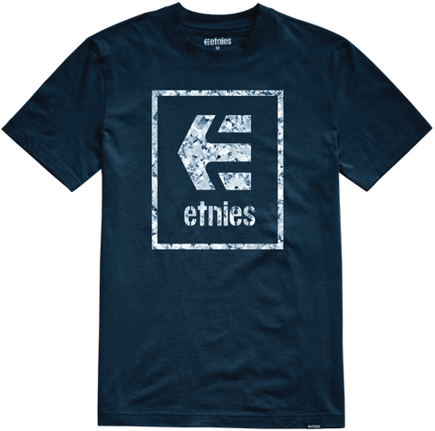 Etnies Bloodline Icon Tshirt, Navy