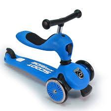 Scoot And Ride Highwaykick 1 Blue