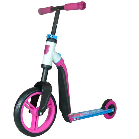 Scoot & Ride Highwaybuddy Pink/Blue