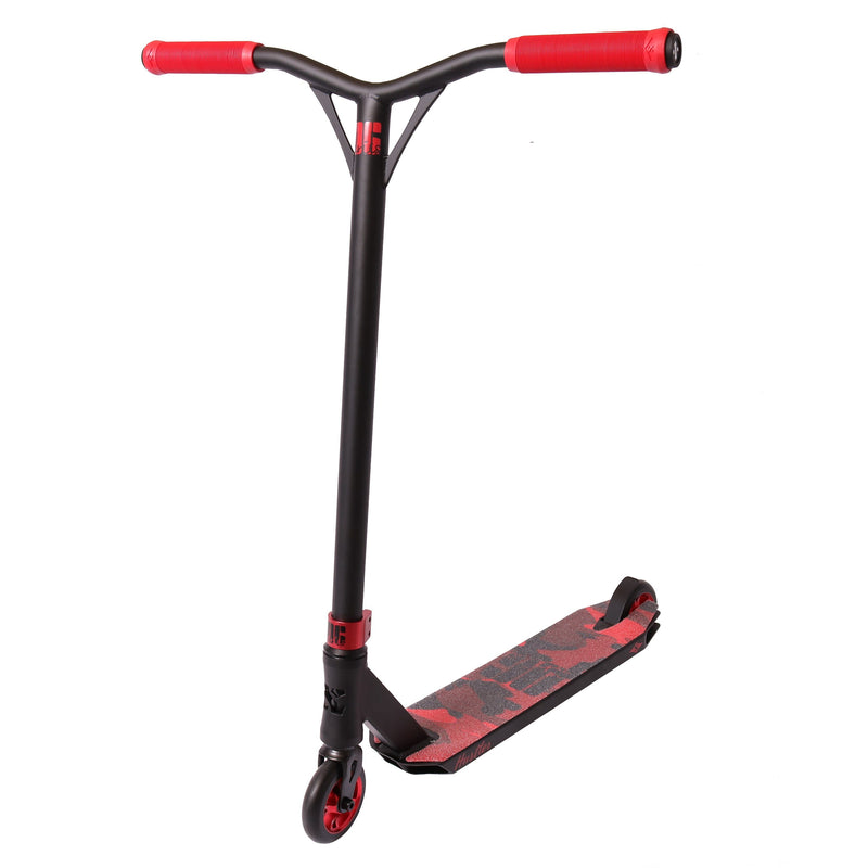 Sacrifice OG Hustler Complete Stunt Scooter, Black/Red Stunt Scooter Sacrifice