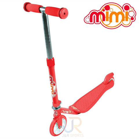 MiMi Kids Freestyle Scooter, Red