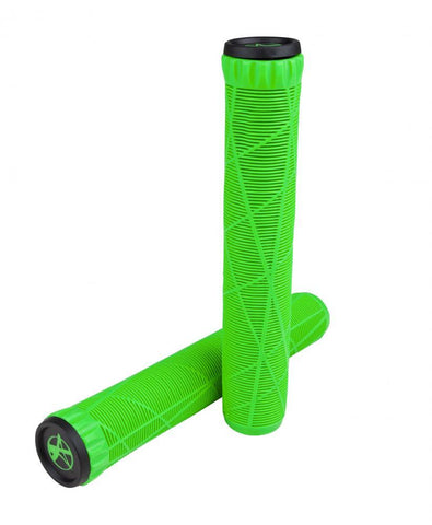 Addict Scooters OG Stunt Scooter Grips, Neon Green