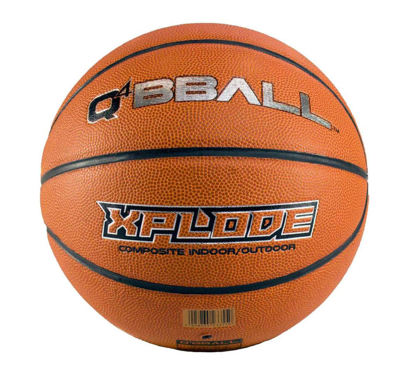 Q4 Xplode Basketball Composite Indoor/Outdoor - Size 7 Balls Q4 BBALL