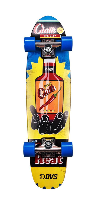 DVS Hot Chili Skateboard Cruiser Skateboard DVS