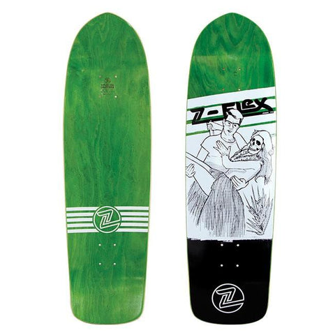 Z-Flex Skateboards Darling Companion Deck 9.5