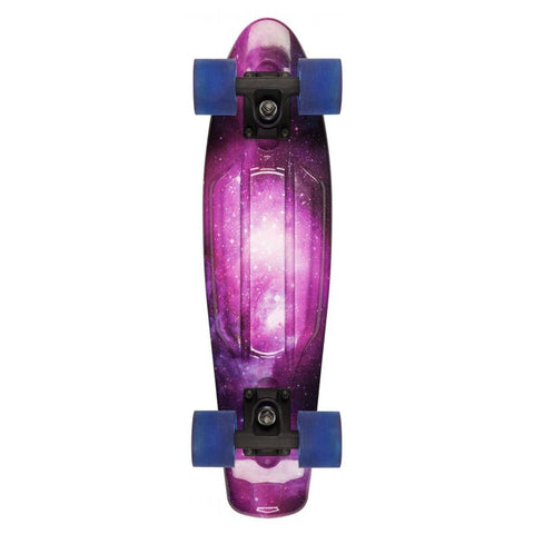 D Street Mini Board, Polyprop Cruiser Galaxy