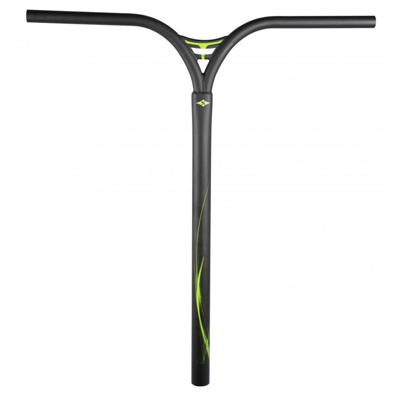 Sacrifice Scooters Triton Bars 680mm, Black/Green Stunt Scooter Sacrifice