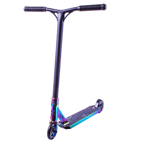 Sacrifice Scooters Flyte 100 Complete Stunt Scooter, NeoChrome