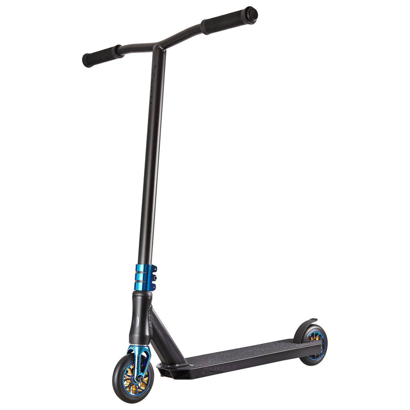 Chilli Scooters Ocean Reaper Complete Stunt Scooter, Black/Bluray Stunt Scooter Chilli Pro