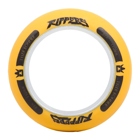 ROGUE Ultrex TBone Ripper Scooter Wheel Ring (Single) - Orange/Black
