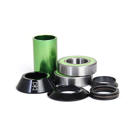 Firma BMX Mid Bottom Bracket 19mm, Black