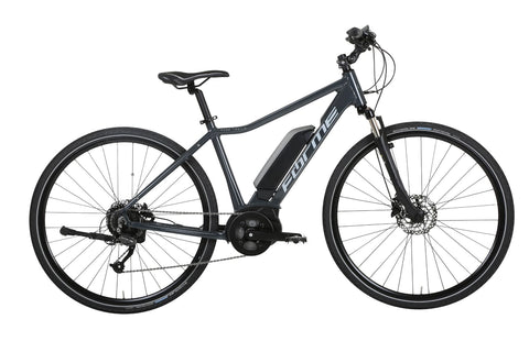Forme Peak Electric Bike Trail 2E - Dark Grey E-Bike