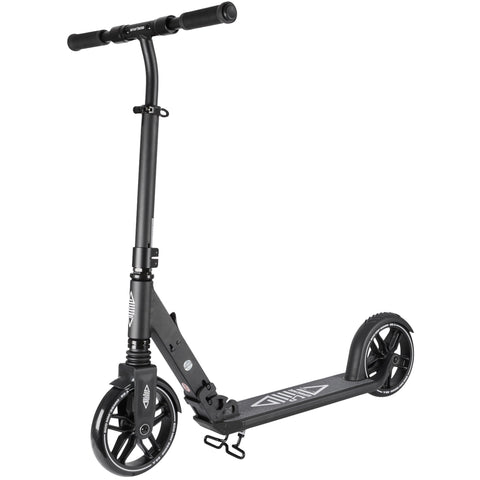 Fun4U Smartscoo Supreme commuter Scooter - Black