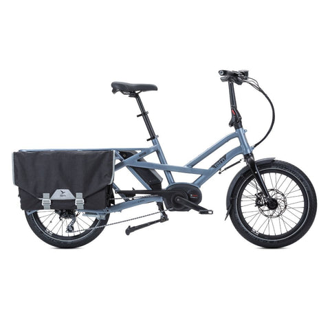 Tern Gsd S10 Performance Electric Bike 10Spd - Silver Blue E-Bike