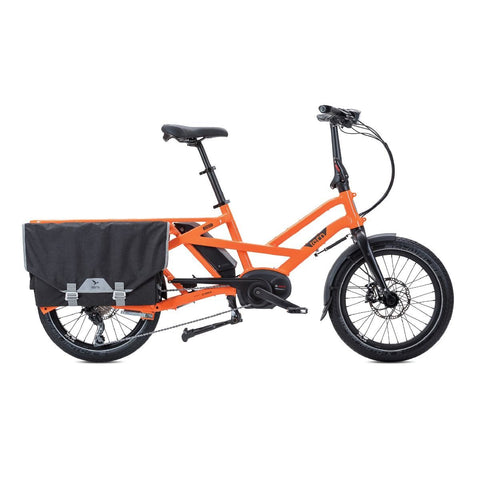 Tern Gsd S10 Performance Electric Bike 10Spd - Orange E-Bike