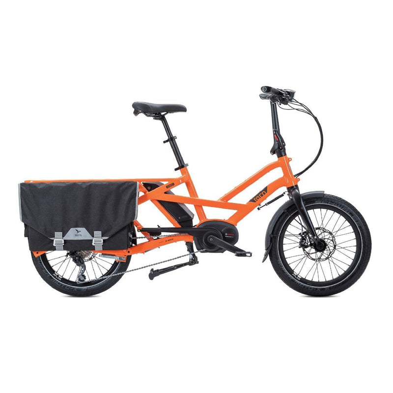 Tern Gsd S10 Performance Electric Bike 10Spd - Orange E-Bike Electric Bike Tern