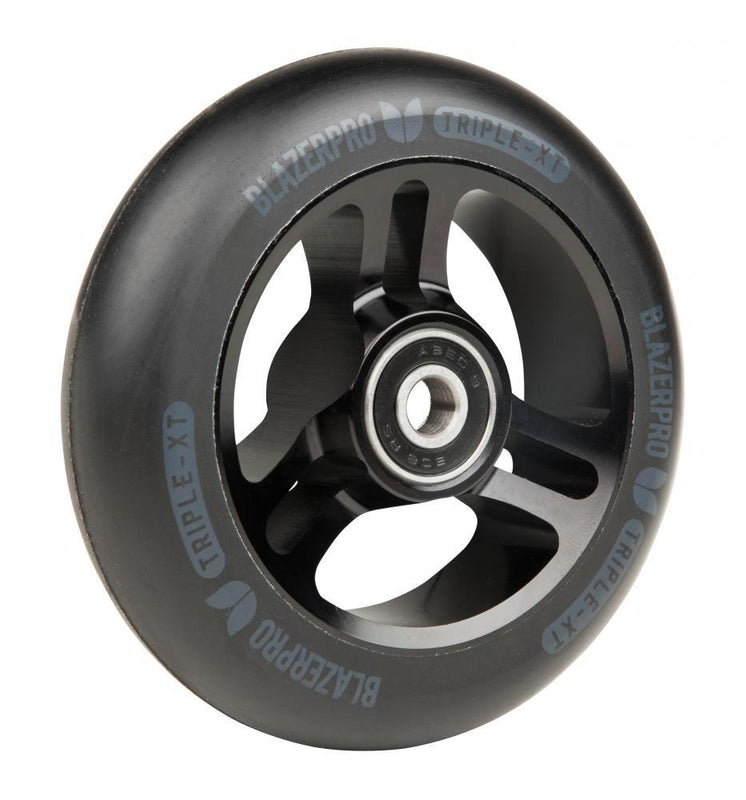 Blazer Pro Triple XT 100mm Scooter Wheel - Black