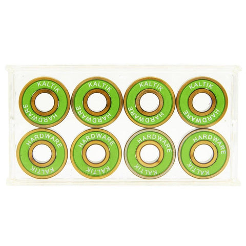 Kaltik Titanium Skate/Scooter Bearings x 8