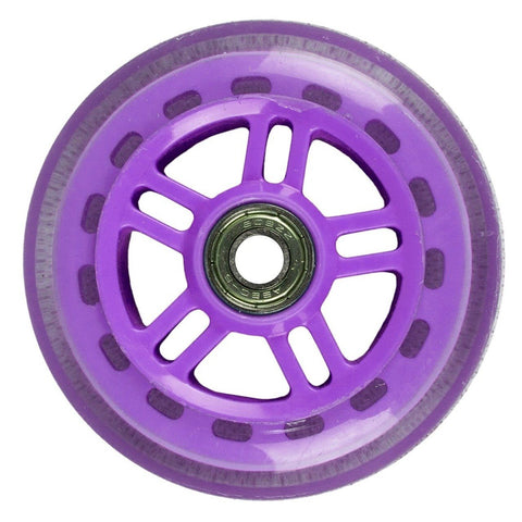 JD Bug scooter wheel Nylon Core 100mm - Light purple