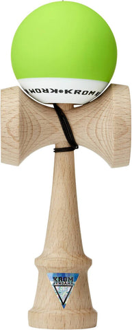 KROM Pop Kendama - Lime Green