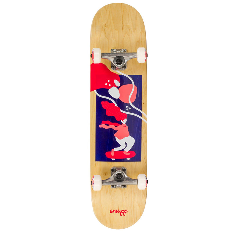 "Enuff Skateboards Making Waves Complete Skateboard - 7.75"" x 31.5"" Complete Skateboards Enuff"