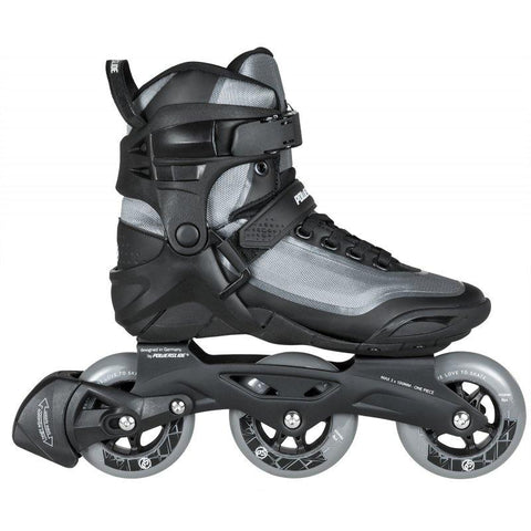 Powerslide Skates Krypton Mens Inline Skates UK6.5, Black EX DISPLAY WITH BOX