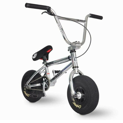 Wildcat Galaxy 2A Mini BMX Bike, Silver/Black