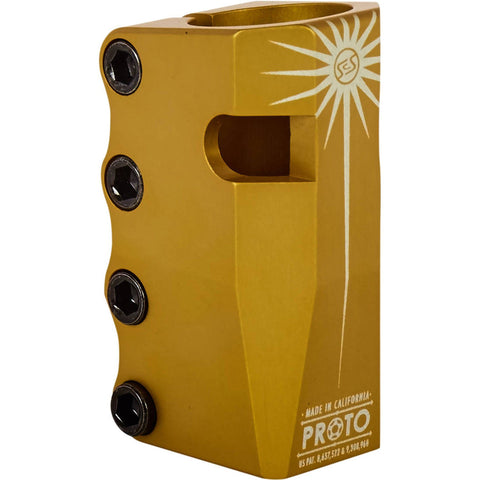 Proto Scooter Sentinel SCS compression - Gold