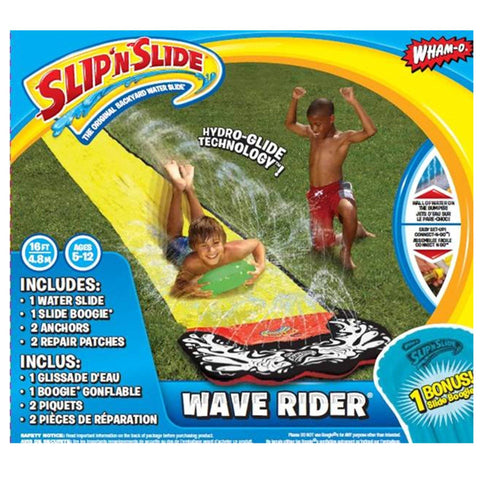 Slip N' Slide Wave Rider with Boogie